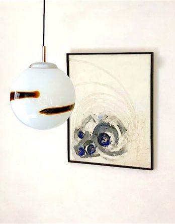 lámpara de cristal de murano1